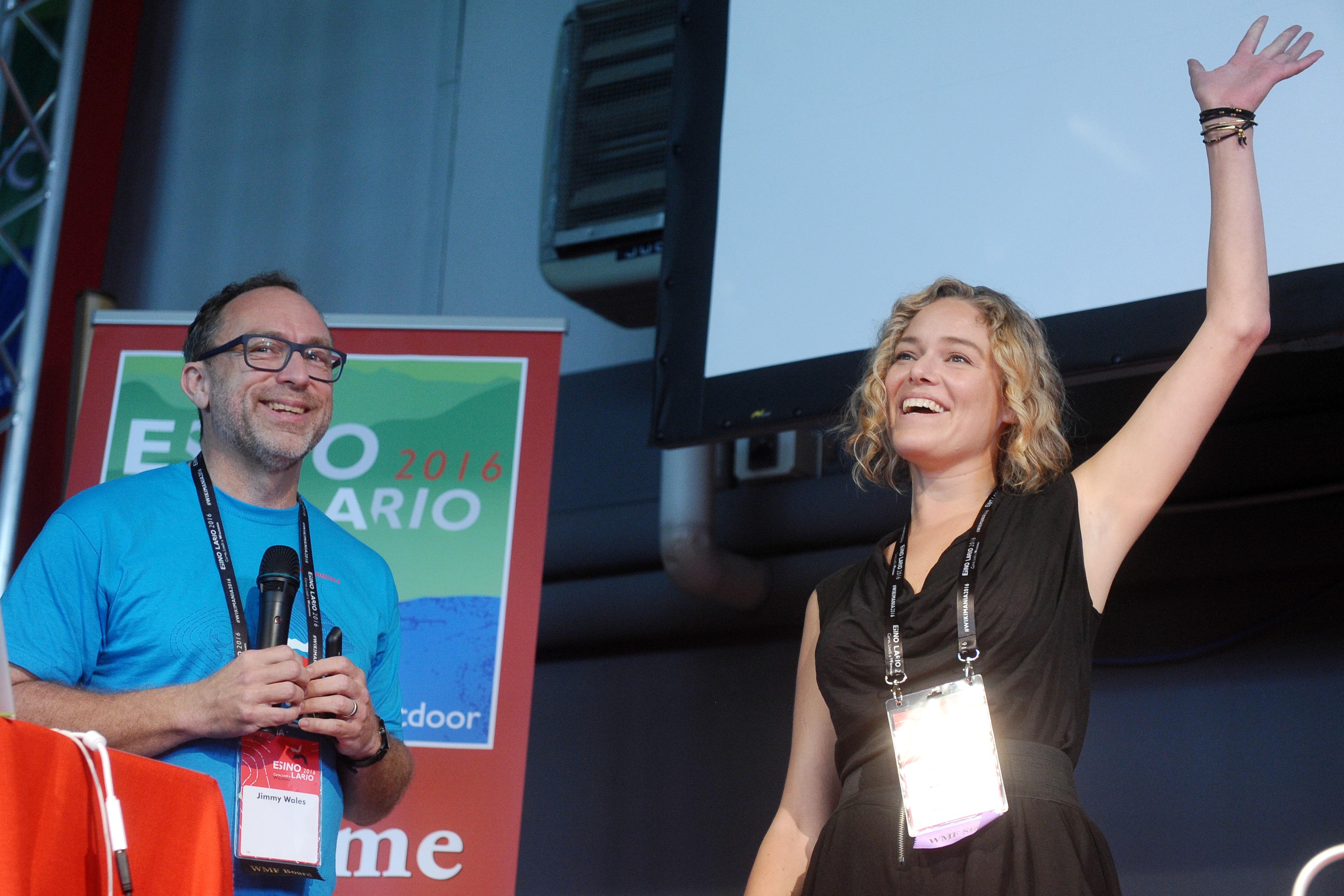 על ידי Niccolò Caranti (Wikimania Esino Lario) [CC BY-SA 4.0 (http://creativecommons.org/licenses/by-sa/4.0)], באמצעות ויקישיתוף