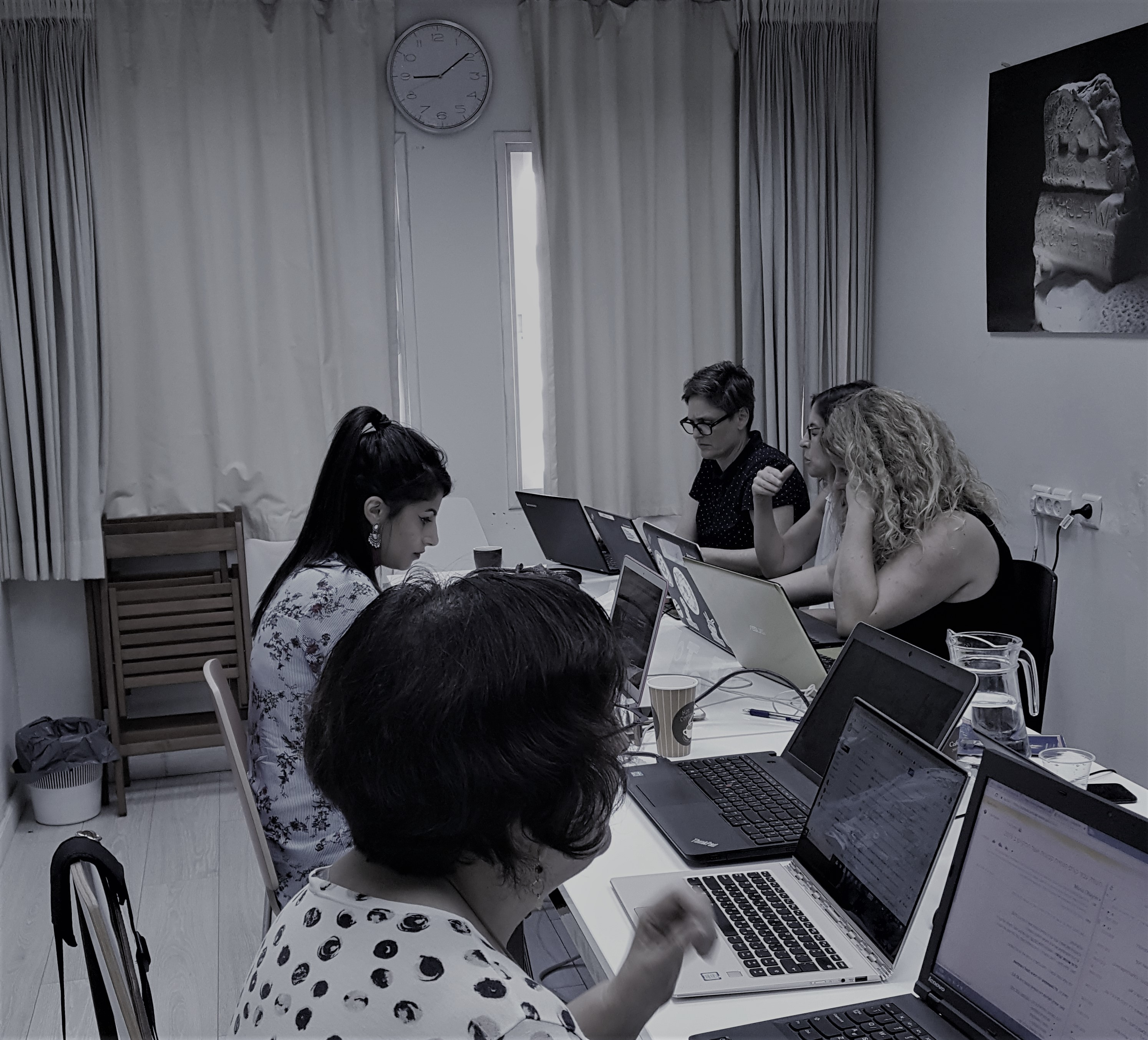 שיתוף פעולה מוביל שינוי חברתי בין ויקימדיה ישראל לעמותת נשים לגופן